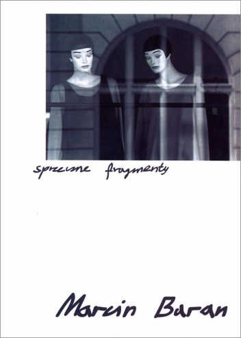 Okładka książki Sprzeczne fragmenty