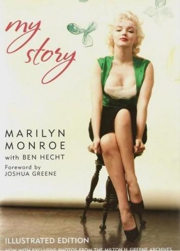 Okładka książki Marilyn Monroe - My Story