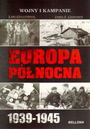 Okładka książki Europa Północna 1939-1945