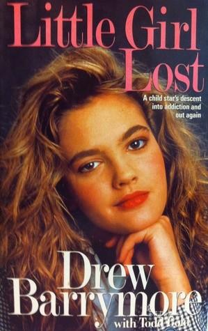 Okładka książki Drew Barrymore - Little Girl Lost
