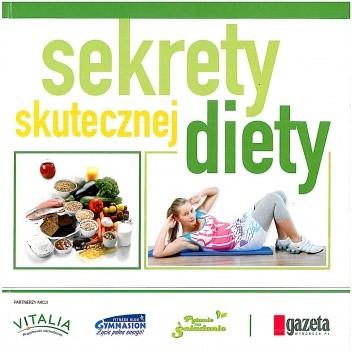 Okładka książki Sekrety skutecznej diety