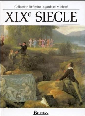 Okładka książki XIXe siècle. Les grands auteurs français du programme