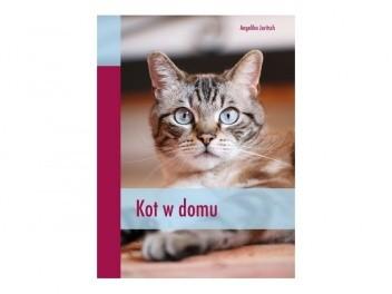 Okładka książki Kot w domu