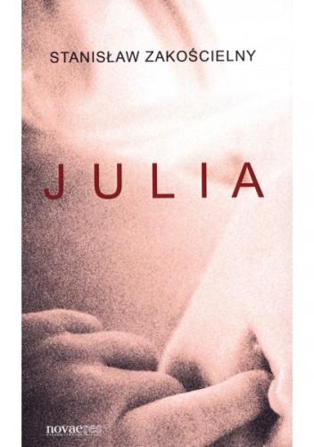 Okładka książki Julia
