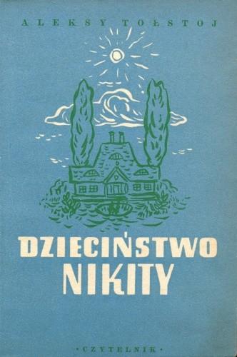 Okładka książki Dzieciństwo Nikity