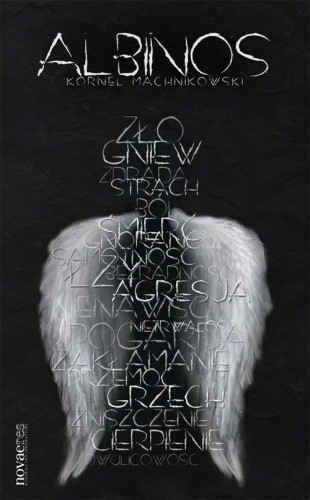 Okładka książki Albinos