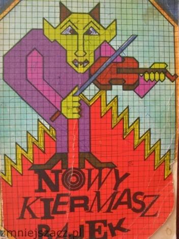 Okładka książki Nowy kiermasz bajek