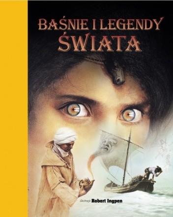 Okładka książki Baśnie i legendy świata