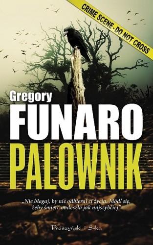 Okładka książki Palownik