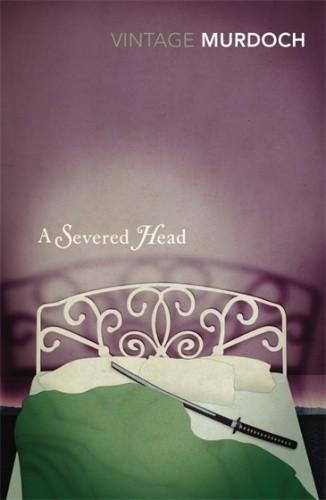 Okładka książki A Severed Head