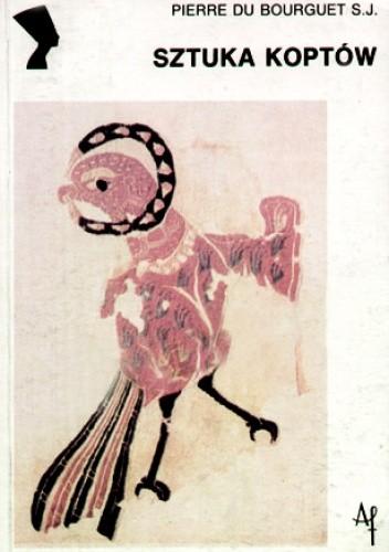 Okładka książki Sztuka Koptów