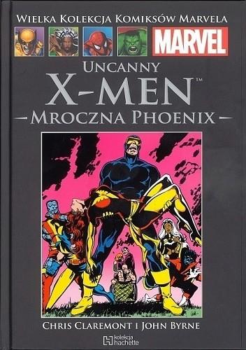 Okładka książki Uncanny X-Men: Mroczna Phoenix