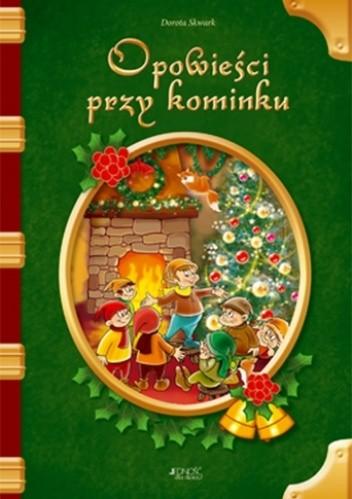 Okładka książki Opowieści przy kominku