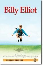 Okładka książki Billy Elliot