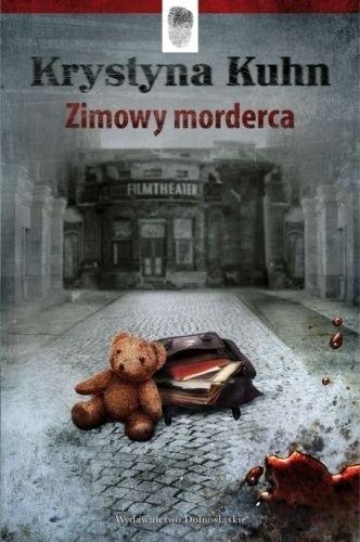 Okładka książki Zimowy morderca
