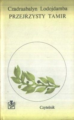Okładka książki Przejrzysty tamir