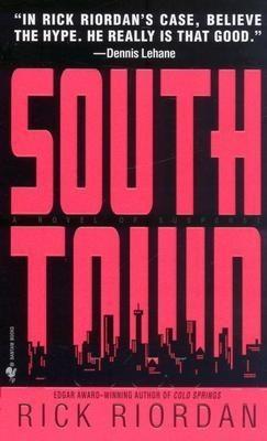 Okładka książki Southtown