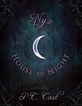 Okładka książki Nyx In The House Of Night