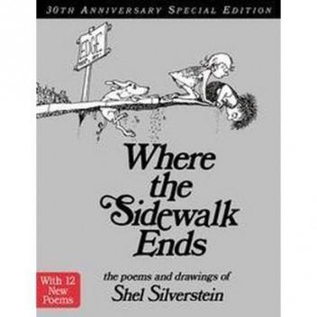 Okładka książki Where the Sidewalk Ends