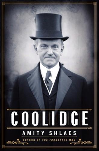 Okładka książki Coolidge