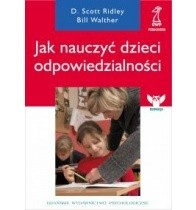 Okładka książki Jak nauczyć dzieci odpowiedzialności