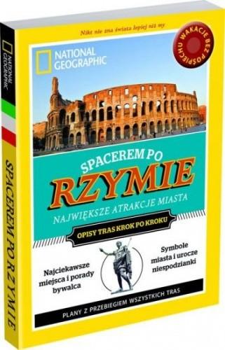 Okładka książki Spacerem po Rzymie