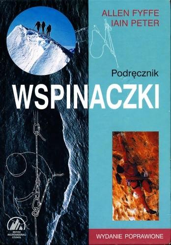 Okładka książki Podręcznik wspinaczki