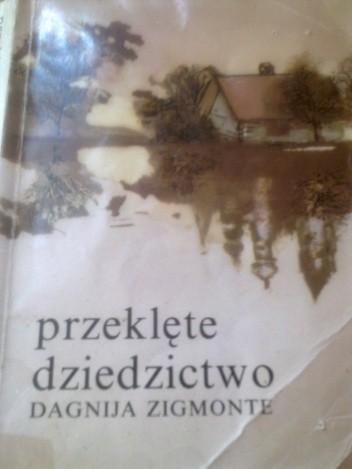 Okładka książki Przeklęte dziedzictwo