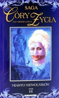 Okładka książki Miasto niewolników