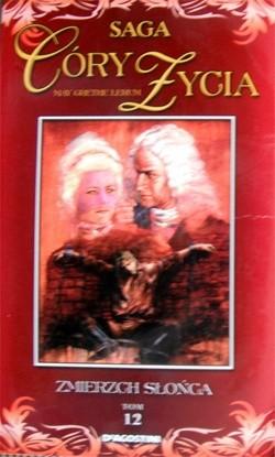 Okładka książki Zmierzch słońca