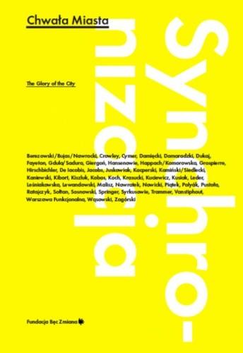 Okładka książki Chwała miasta