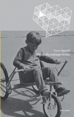 Okładka książki Dizajn dla realnego świata. Środowisko człowieka i zmiana społeczna