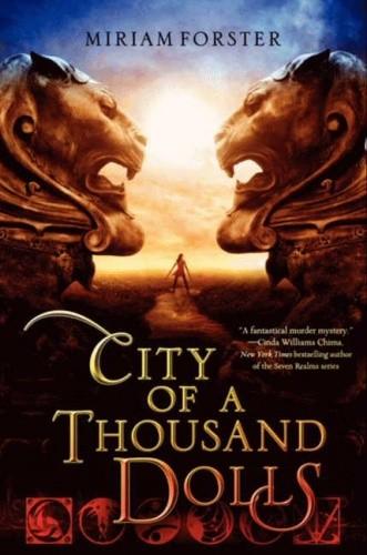 Okładka książki City of a Thousand Dolls