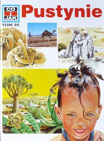 Okładka książki Pustynie