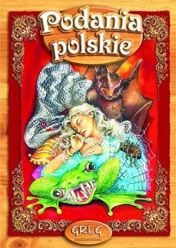 Okładka książki Podania polskie