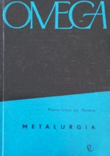 Okładka książki Metalurgia