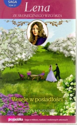 Okładka książki Wesele w posiadłości