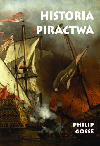 Okładka książki Historia Piractwa