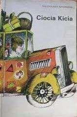 Okładka książki Ciocia Kicia