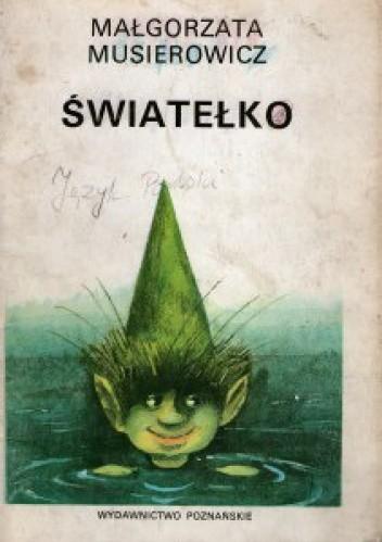 Okładka książki Światełko
