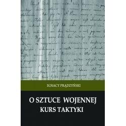 Okładka książki O sztuce wojennej. Kurs taktyki.