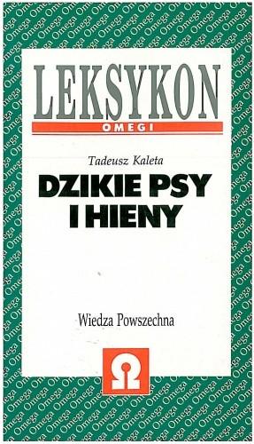Okładka książki Dzikie psy i hieny