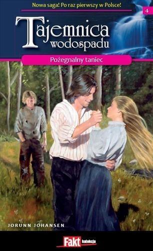 Okładka książki Pożegnalny taniec