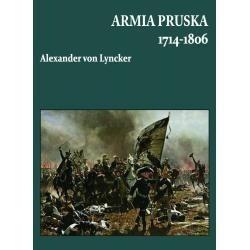 Okładka książki Armia Pruska 1714-1806