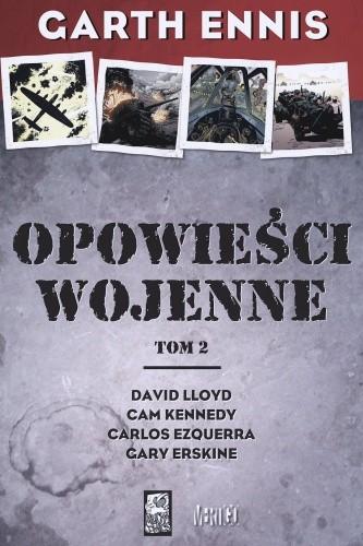 Okładka książki Opowieści Wojenne. Tom 2
