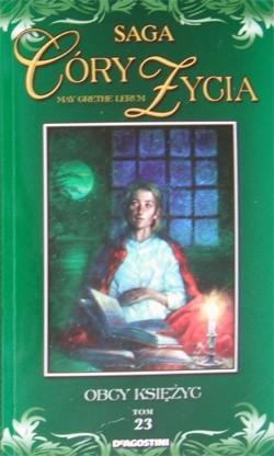 Okładka książki Obcy księżyc