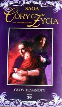 Okładka książki Głos tęsknoty
