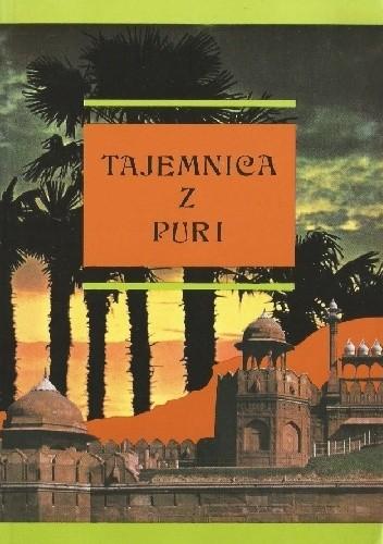 Okładka książki Tajemnica z Puri