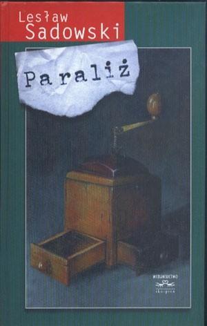 Okładka książki Paraliż