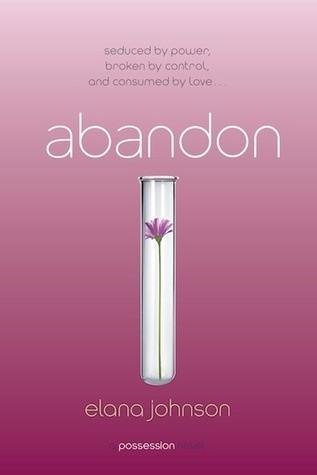 Okładka książki Abandon